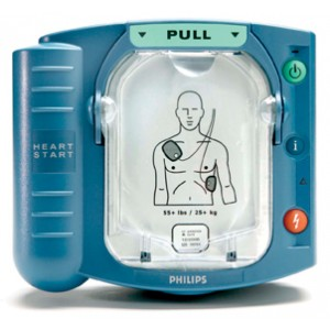 PHILIPS AED HS1