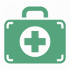 First aid box First aid bag