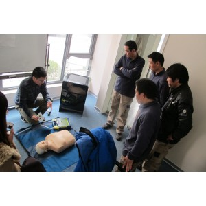 Workplace First Aid Training