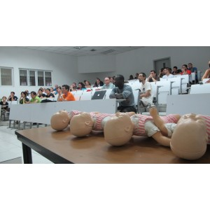 Campus First Aid Training