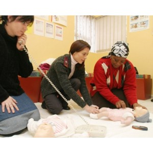 Ayi First Aid Training